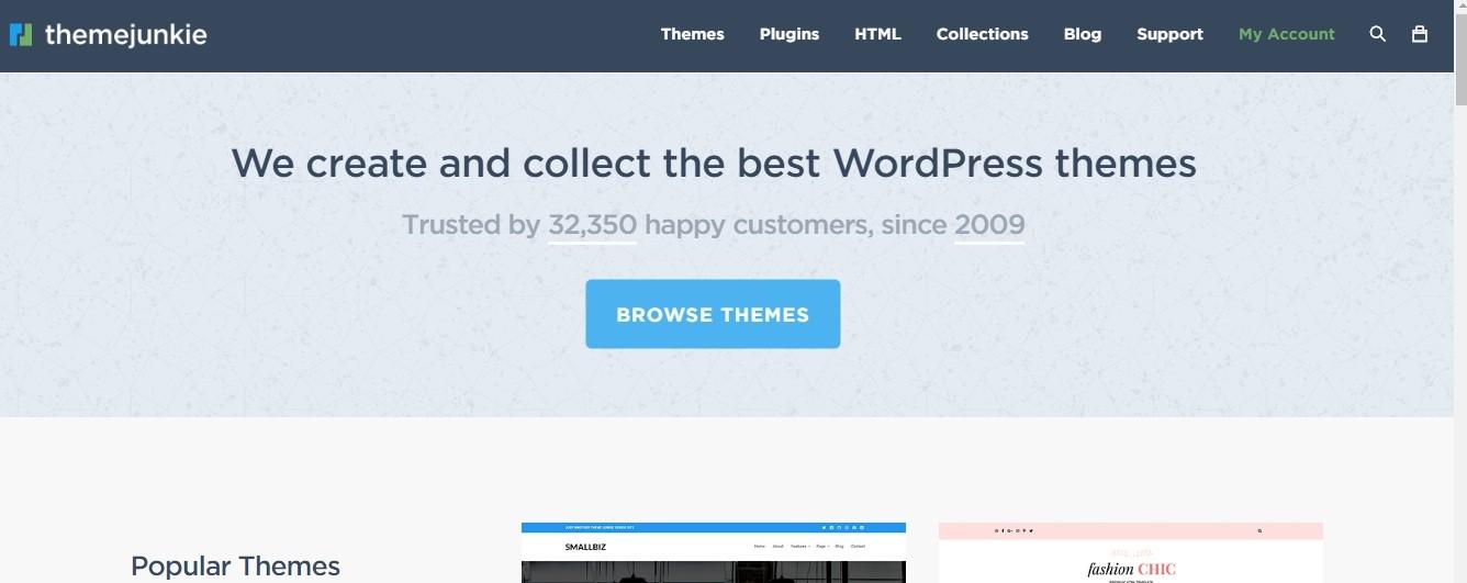 Ücretli wordpress teması satan siteler